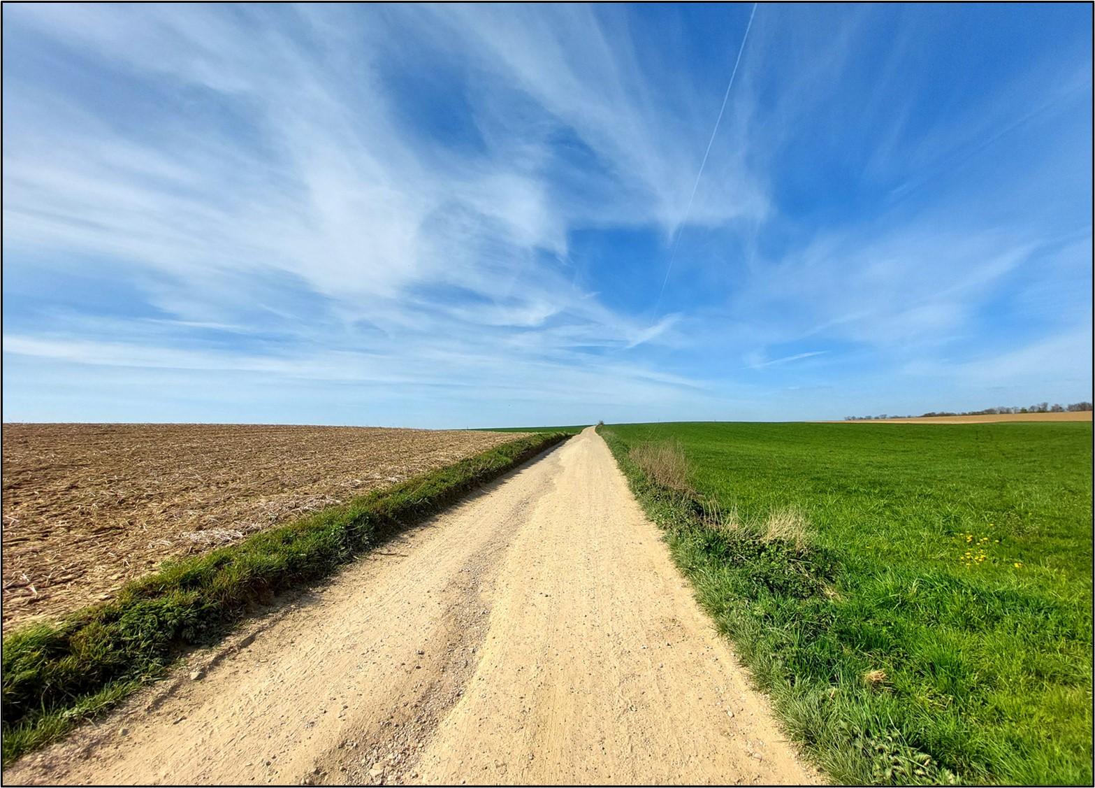 Wat  maakt een weg tot pelgrimsweg?