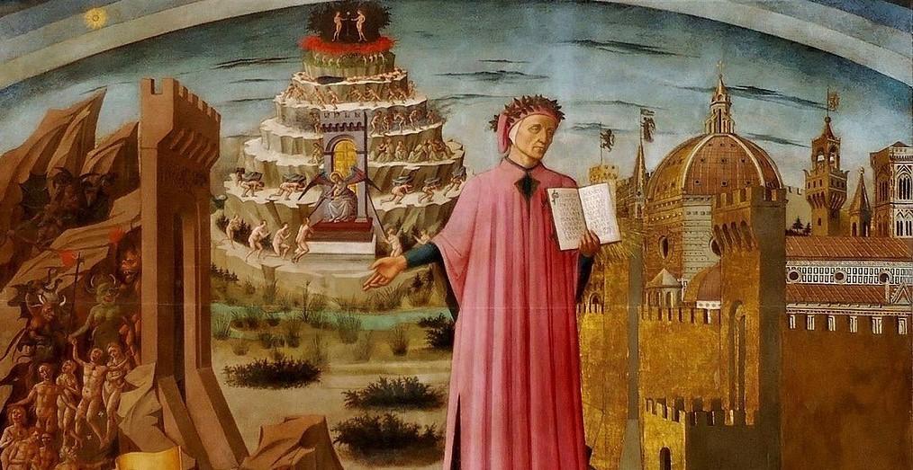 LEZINGEN EN WORKSHOPS; DIVINA COMMEDIA IN DE KUNST Lezing over Dante's meesterwerk in de verbeelding