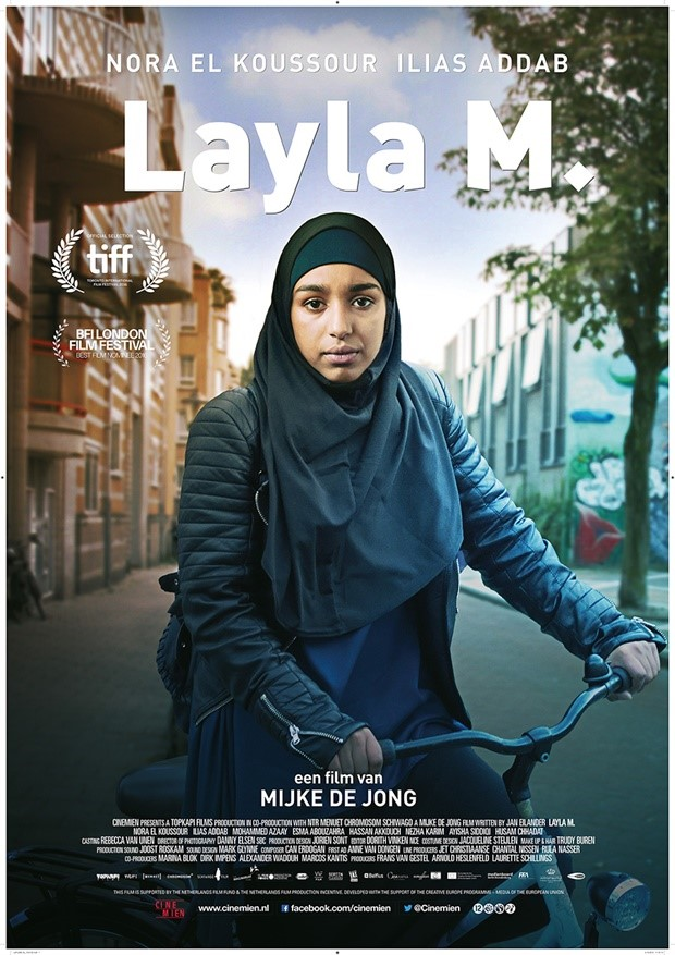 Lunchbios; Films over ontheemding. Layla M.