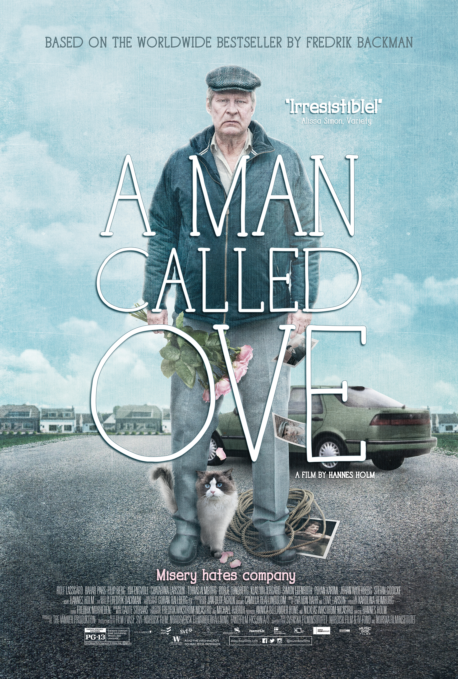 Lunchbios; Films over ontheemding. A man called Ove
