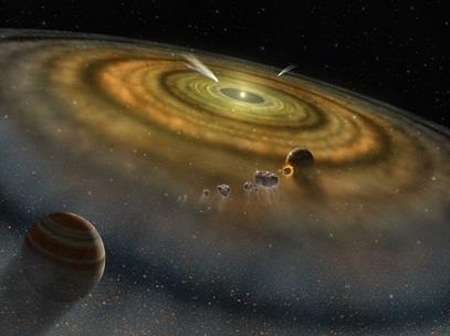 STERRENSTOF ZIJT GIJ Lezing over astronomie en ons wereldbeeld